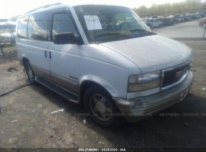 2001 GMC SAFARI XT
