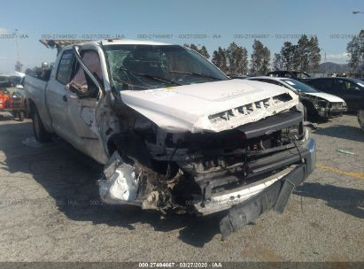 2015 TOYOTA TUNDRA DOUBLE CAB SR/SR5