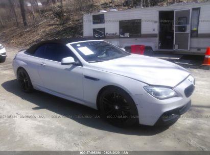 2012 BMW 650 XI
