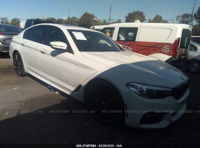 2018 BMW 540 I
