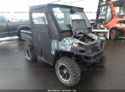 2009 POLARIS RANGER XP-700 EFI