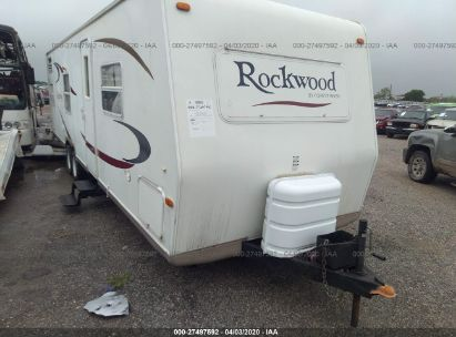 2006 FOREST RIV ROCKWOOD M2701