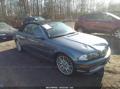 2002 BMW 330 CI