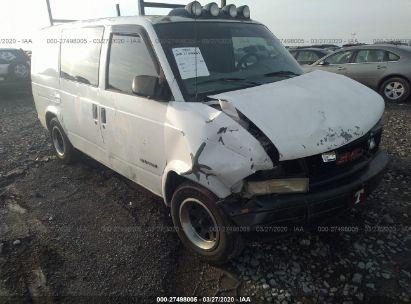 1997 GMC SAFARI XT