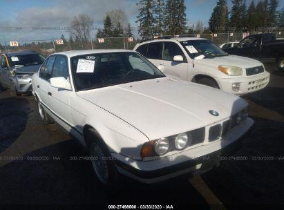 1992 BMW 525 I