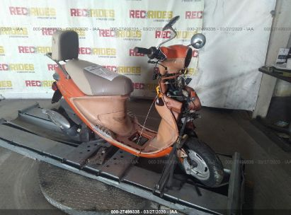 2006 GENUINE SCOOTER CO. BUDDY 125
