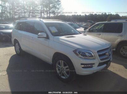 2015 MERCEDES-BENZ GL 450 4MATIC