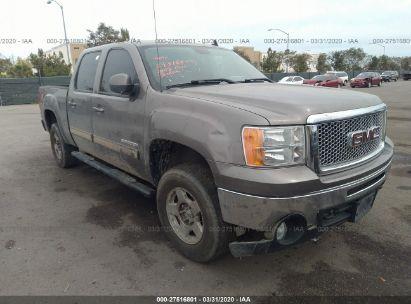 2012 GMC SIERRA K1500 SLT