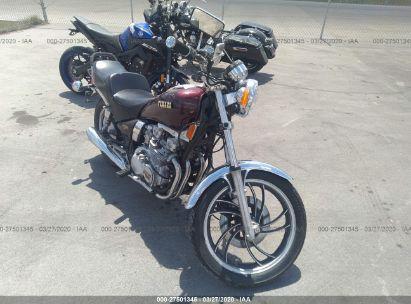 1981 YAMAHA MJ50