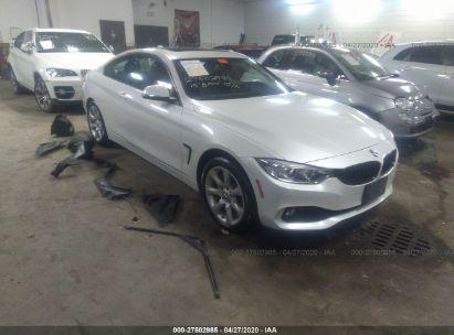 2015 BMW 435 XI