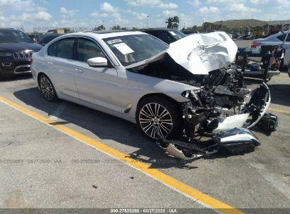 2019 BMW 530 XI