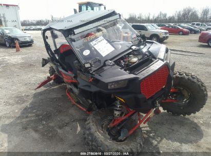 2018 POLARIS RZR XP TURBO EPS DYNAMIX ED