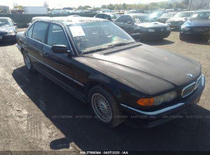 1999 BMW 740 IL