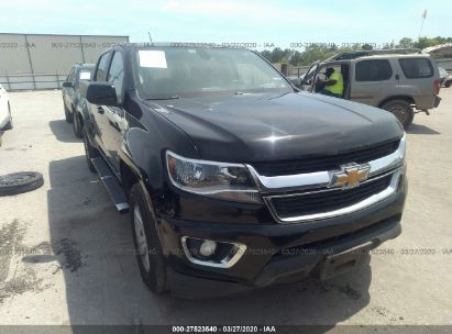 2015 CHEVROLET COLORADO LT