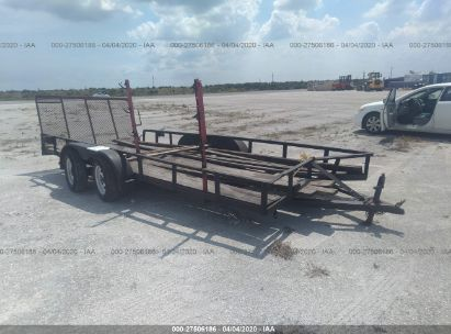1996 UTILITY TRAILER MFG OTHER