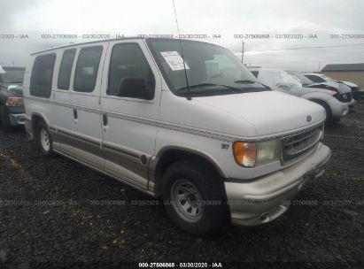 2002 FORD ECONOLINE E150 VAN