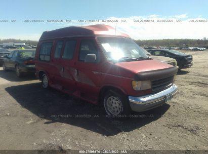 1993 FORD ECONOLINE E150 VAN