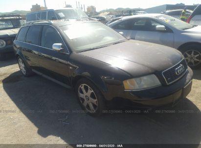 2002 AUDI S6 AVANT QUATTRO