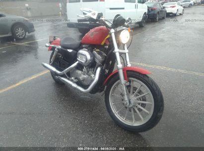 2007 HARLEY-DAVIDSON XL883