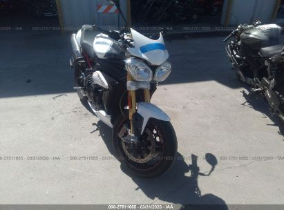 2012 TRIUMPH MOTORCYCLE SPEED TRIPLE R ABS