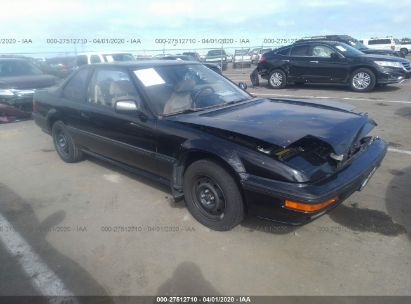 1989 HONDA PRELUDE 2.0SI/2.0S