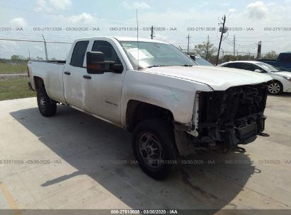 2018 CHEVROLET SILVERADO 2500HD K2500 HEAVY DUTY