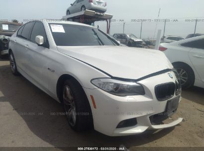 2011 BMW 550 I