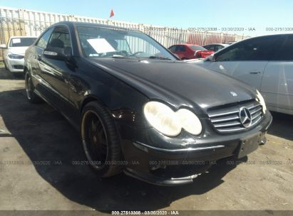 2004 MERCEDES-BENZ CLK 500