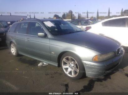 2003 BMW 525 IT AUTOMATIC