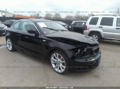 2013 BMW 135 I/IS