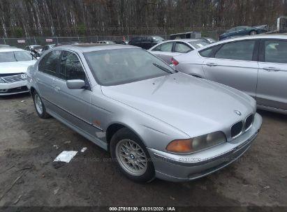 1997 BMW 5 SERIES I AUTOMATIC