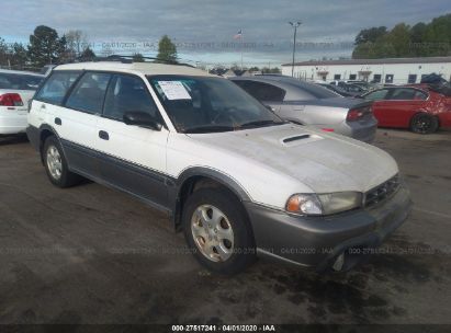 1999 SUBARU LEGACY OUTBACK/SSV/LIMITED/30TH