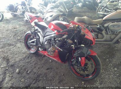 2008 HONDA CBR600 RR