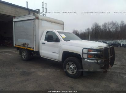 2015 CHEVROLET SILVERADO C2500 HEAVY DUTY