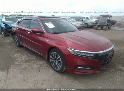 2018 HONDA ACCORD TOURING HYBRID