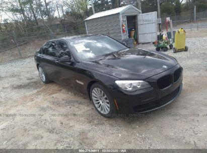 2013 BMW 750 LI