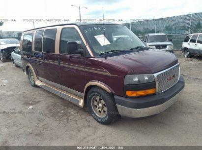 2004 GMC SAVANA RV G1500