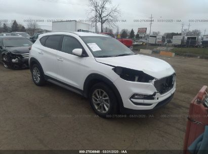 2018 HYUNDAI TUCSON LIMITED/SPORT AND ECO/SE