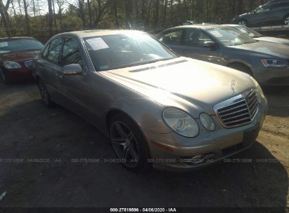 2007 MERCEDES-BENZ E 350 4MATIC