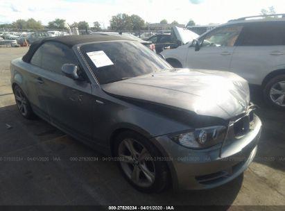 2011 BMW 1 SERIES I