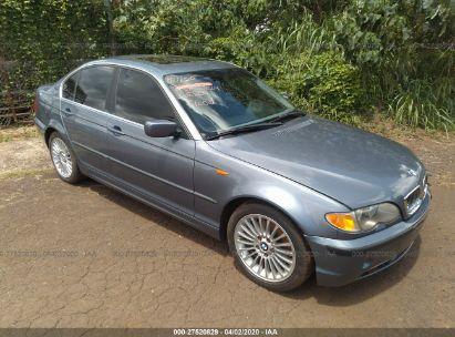 2002 BMW 330 XI