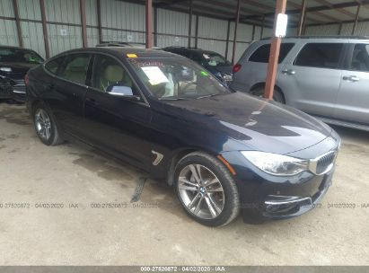 2016 BMW 3 SERIES GRAN TURISMO XIGT