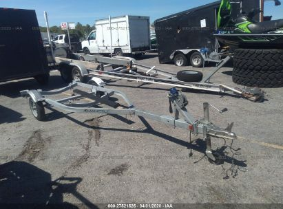 2019 MAGIC TILT BOAT TRAILER TRAILER