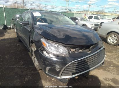 2016 TOYOTA AVALON XLE PLUS/PREMIUM/TOUR/LTD