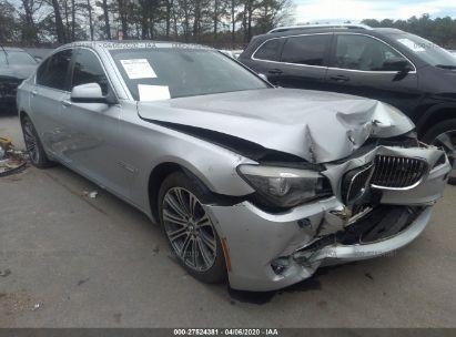 2011 BMW 750 XI