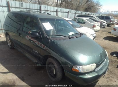 2000 nissan quest se gle gxe for auction iaa iaa