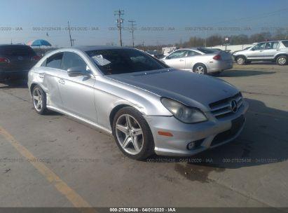 2009 MERCEDES-BENZ CLS-CLASS 550