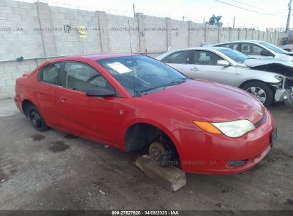 2004 SATURN ION LEVEL 2