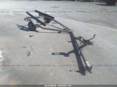 2003 MAGIC TILT BOAT TRAILER B14M