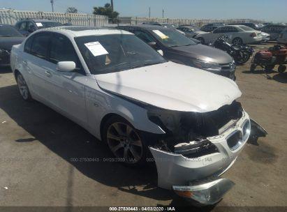 2007 BMW 550 I